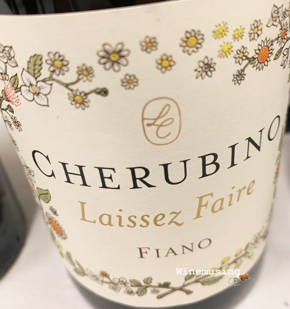 natural wine with low sulphur