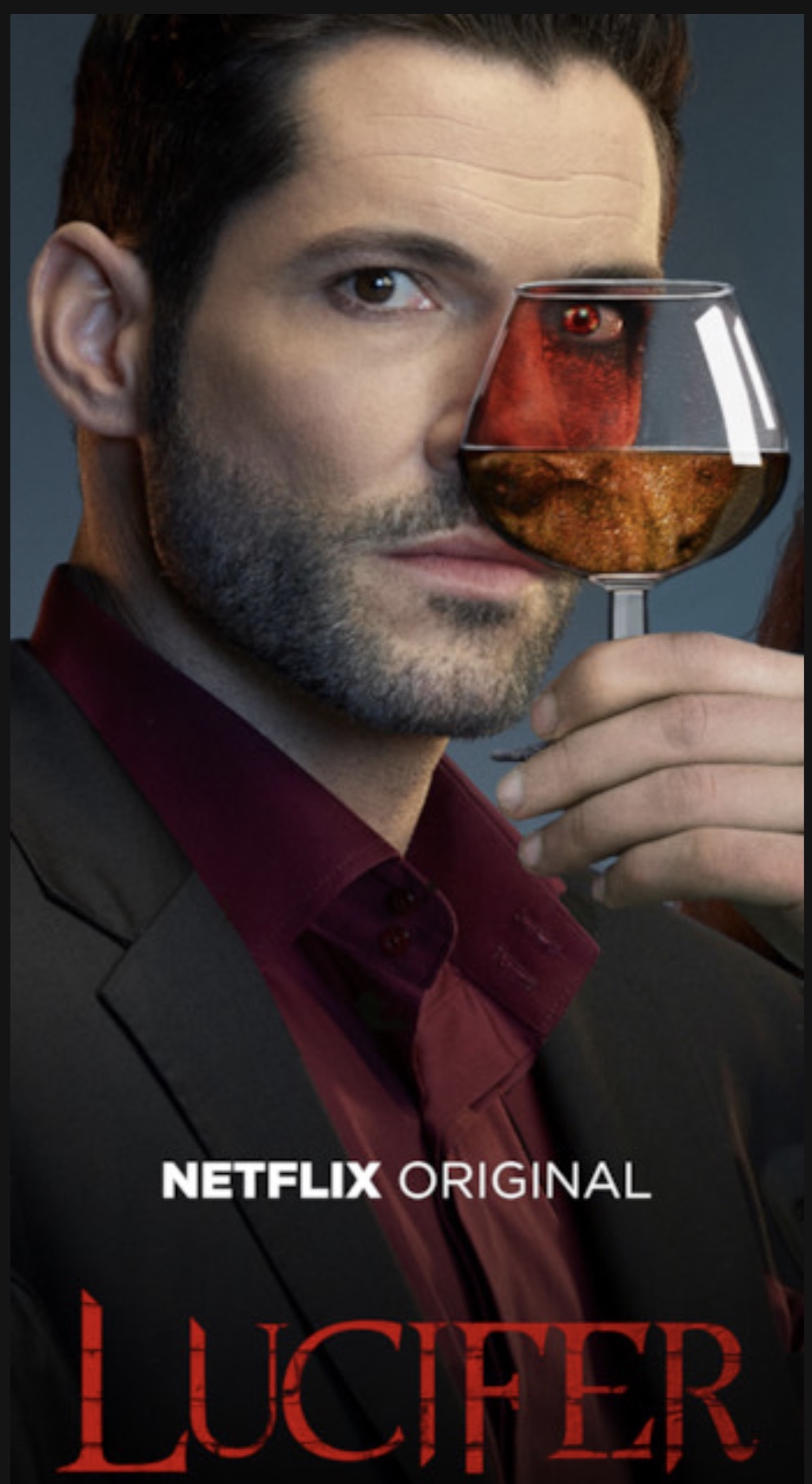It's here! Devilish wines to drink while watching Lucifer on Netflix!!