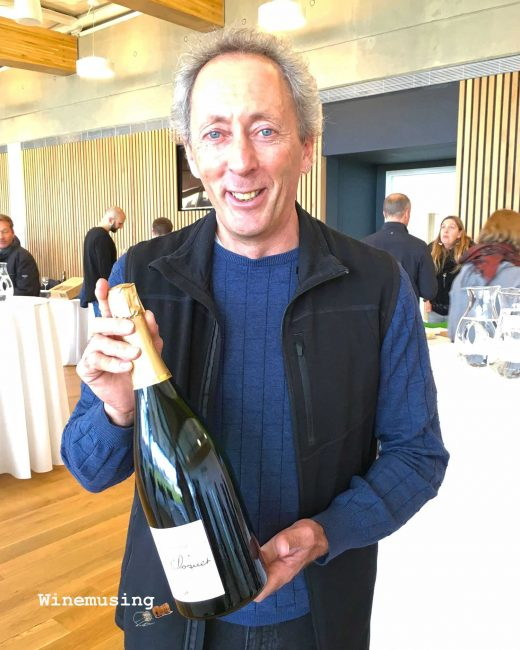 Pascal Doquet organic champagne winemaker
