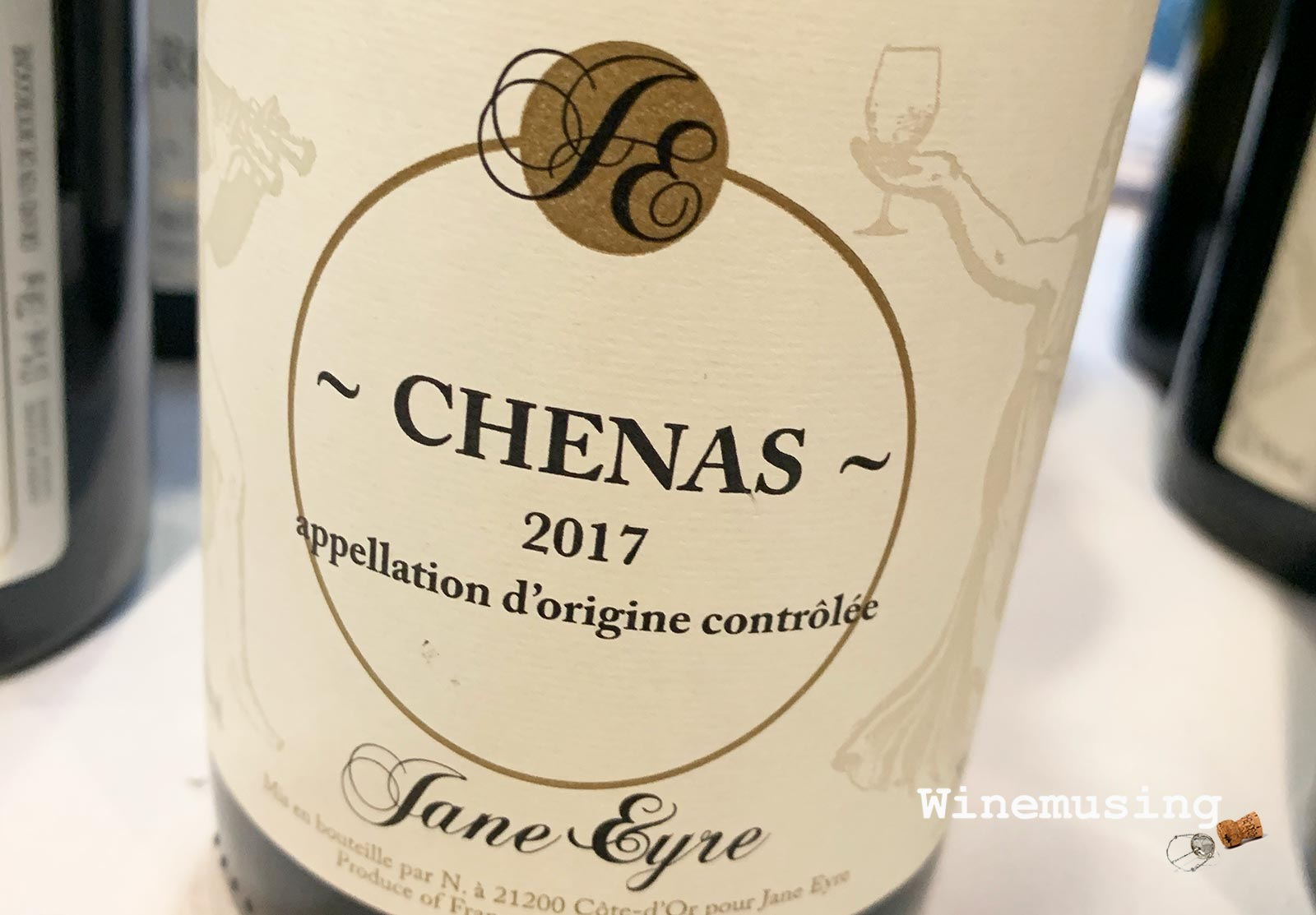 Jane Eyre Wines Chenas